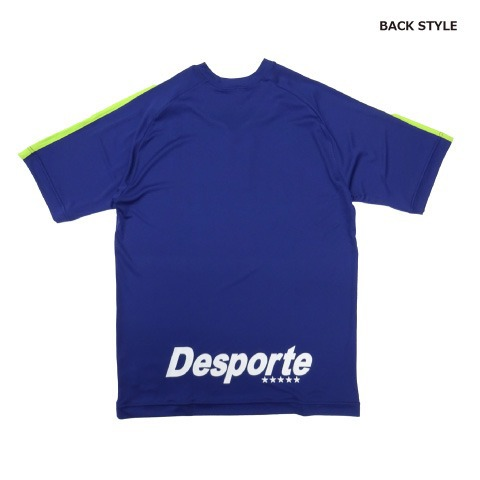 [Desporte/デスポルチ] プラクティスシャツ [BPS-24]