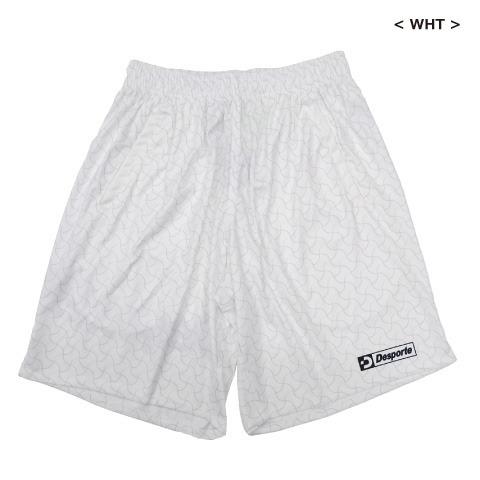 [Desporte/デスポルチ] 昇華プラクティスパンツ [BPSP-25]