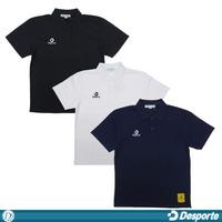 [Desporte/デスポルチ] ドライポロシャツ [DSP-CP011]
