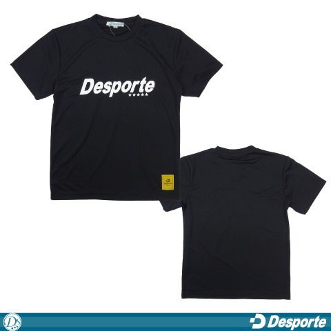 [Desporte/デスポルチ] ドライTシャツ [DSP-DT-01]