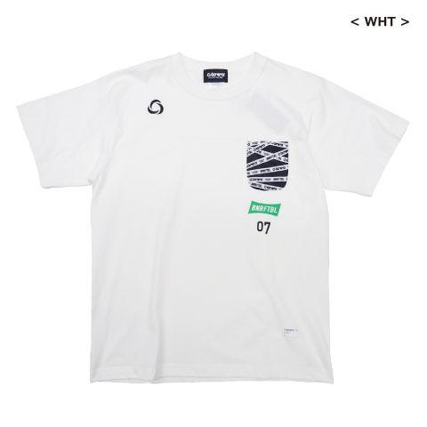 [bonera/ボネーラ]  ポケットTシャツ [BNR-T139]