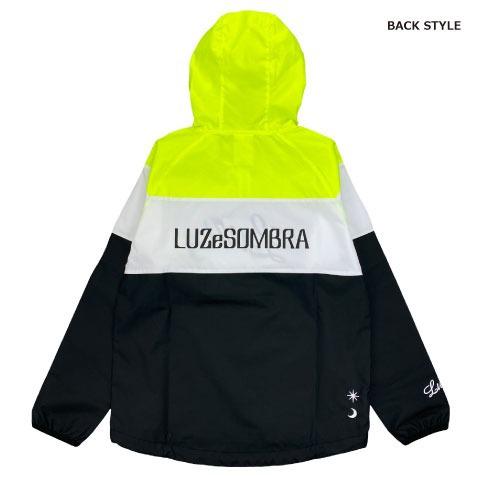 [LUZeSOMBRA/ルースイソンブラ]  FLAT LINE HALFZIP PISTE TOP [F2011121]