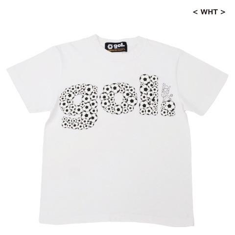 [gol./ゴル] Jr.Tシャツ<BOLA> [G192-802J]