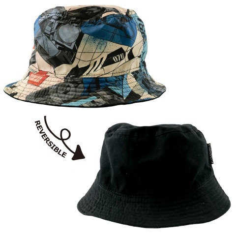 """[LUZeSOMBRA/ルースイソンブラ] DR76""""Dios""""reversible hat [O1212410]"""