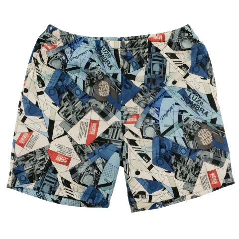 """[LUZeSOMBRA/ルースイソンブラ] DR76""""Dios""""short pants [O1212002]"""
