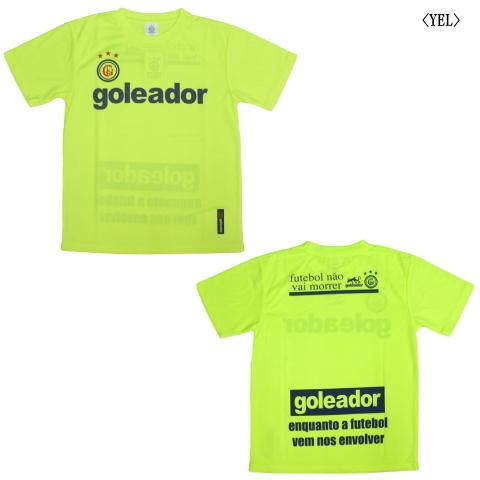【TEAM ORDER対応】ゴレアドール/プラクティスTシャツ