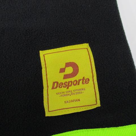 【350円Delivery対象】【定番商品】デスポルチ/ リバーシブルネックウォーマー