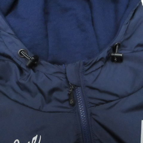 【350円Delivery対象】ルースイソンブラ/16' HYBRID SWEAT FULLZIP JACKET