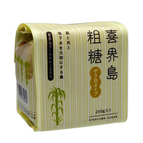 喜界島粗糖250g