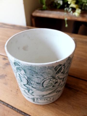 "Mug Cup ""Ride a cockhorse to Banbury Cross"" - マグカップ -"
