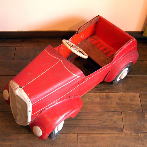 Child Car - 子供用車 -