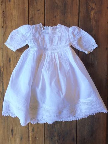 Christening Dress (long) - 洗礼式ドレス (ロング)-