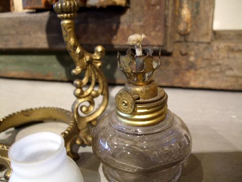 VAPO-CRESOLENE Vaporizer / Oil Lamp - オイルランプ -