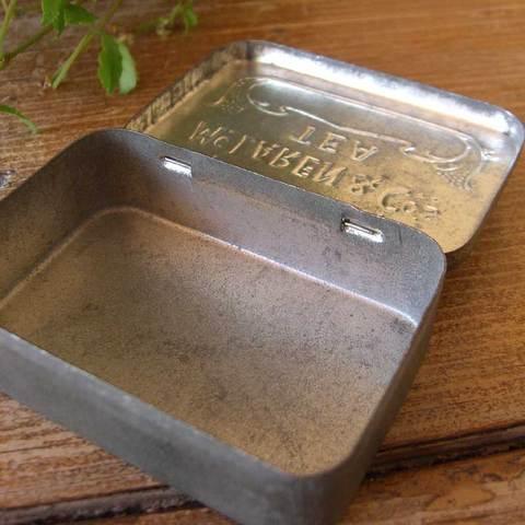 """Tin Can - ティン缶""""Matheson Tea"""""""