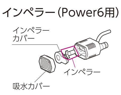 インペラー(power6用)