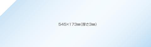 KG-28 ガラスブタ600M用 1/2サイズ