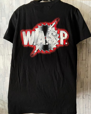 【T-shirts】W.A.S.P. - W.A.S.P