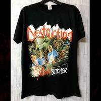 【T-shirts】DESTRUCTION - MAD BUTCHER